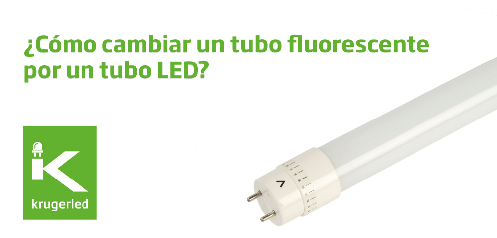Cambiar tubo fluorescente tubo led blog recursos y trucos for Sustituir fluorescente por led