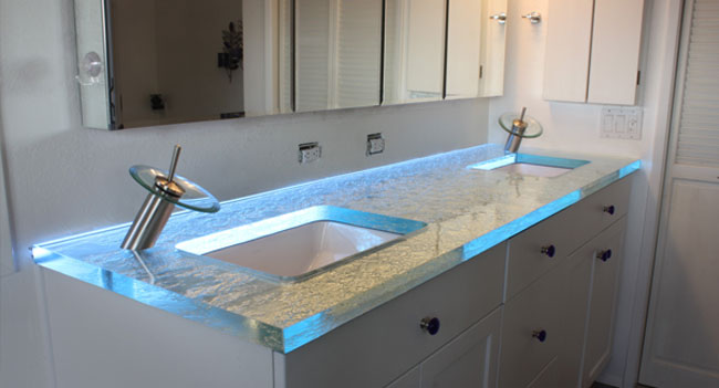 led-bath